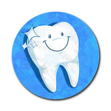 Happy Tooth Dentist Mouse Pad