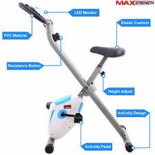 Máquina De Ejercicio Plegable Magnética Cardio Fitness Gym Entrenador De Ciclismo 2kg Volante