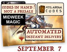 MTG Arena code card FNM  Midweek Magic Promo Pack September 7 - INSTANT MAIL--