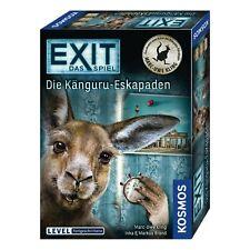 KOSMOS Exit Das Spiel-Die Känguru-Eskapaden Escape Spiel Fortgeschritten ab 12J.