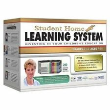 Homeschool Software Bundle Grades 2-12 Curriculum Student Home Learning System