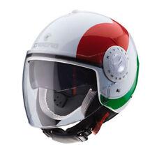 CASCO DEMI-JET CABERG RIVIERA V3 SWAY ITALIA DOPPIA VISIERA TAGLIA M