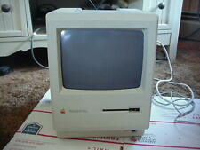 Vintage Macintosh Plus Desktop Computer- 4MB RAM Upgrade - M0001A