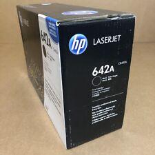 Genuine HP CB400A (642A) Black Toner Cartridge - NEW SEALED