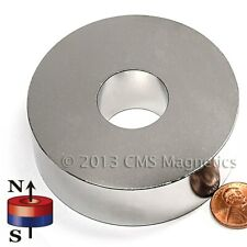 Strong Neodymium Magnet Ring N45 3od X 1 Id X 1 Rare Earth Magnet 1 Pc