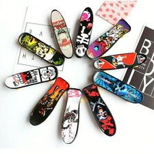 Finger Skateboard 5PC Set Mixed Random Styles And Colors