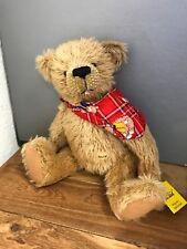 Sunkid Stofftier Teddy Bär 25 cm. Unbespielt. Top Zustand