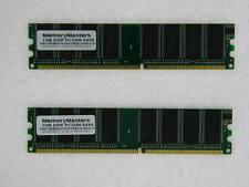 2GB 2X1GB DDR400 PC3200 400Mhz DDR1 184pin Desktop Memory Low Density 64x8