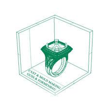 3D DRUCK SERVICE FÜR GOLDSCHMIEDE  -  3D PRINT SERVICE FOR GOLDSMITH (ER SN HD)