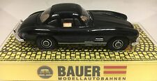BAUER MERCEDES BENZ 300SL GULLWING BLACK DASH T-JET CHASSIS