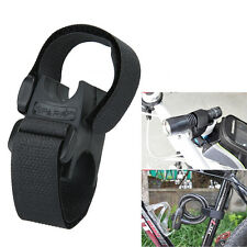 Bicycle Handlebar Mount Cycling Bike Clamp Clip Holder for Flashlight LED Torch