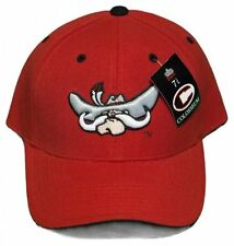 New! University of Nevada, Las Vegas Rebels Fitted Hat Embroidered Cap - 7 1/4
