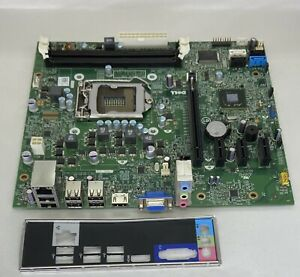 Dell Optiplex 390 0M5DCD Motherboard Intel Socket LGA 1155 DDR3  + BACKPLATE