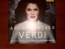 Anna Netrebko – Verdi 2xLP Germany Deutsche Grammophon – 0289 479 New Sealed
