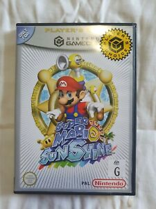 Super Mario Sunshine (2002, Nintendo GameCube)