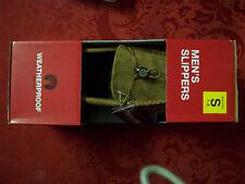 3M,Thinsulate, weatherproof, MENS slippers, Memory Foam, tan,Shoe,S(7--8)