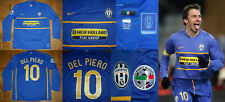 Maglia shirt jersey JUVENTUS DEL PIERO NIKE NEW HOLLAND 2007 2008 vintage