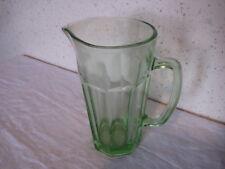 Ancien Pichet en verre 1 litre
