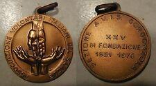medaglia AVIS donatori di sangue Gorgonzola 1976
