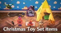 New Horizons Christmas Toy Day Set ACN H SAME DAY SHIPPING!