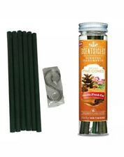 Christmas Tree Decorations - 6 Scentsicles Scent Sticks - Spiced Pine Cone
