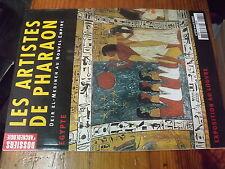 µ?. Revue Dossiers d'Archeologie n°272 Les Artistes de Pharaon Deir el Medineh