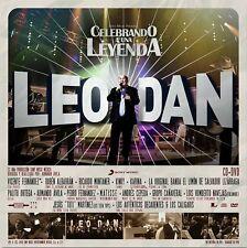 CD - Leo Dan CD NEW Celebrando Una Leyenda CD / DVD FAST SHIPPING!