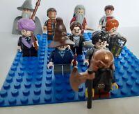 LEGO 10 Harry Potter Series  Minifigures Bundle Job Lot 10 Minifigures - Used