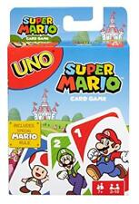 Uno Super Mario Playing Card Game DRD00 from Japan*