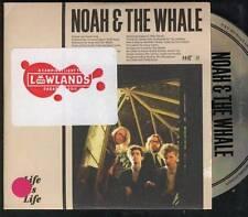 NOAH & THE WHALE Life Is Life 2011 PROMO CD SINGLE