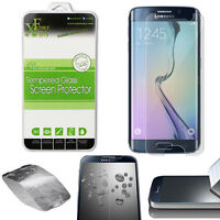 REAL TEMPERED GLASS FILM LCD SCREEN PROTECTOR FOR SAMSUNG GALAXY S6 EDGE