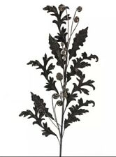Katherine's Collection Kingdoom Acanthus Spray Floral 11-911625 New Box Of 12