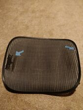 Herman Miller Aeron Chair Seat Mesh Silver Pellicle Blemish Size C Large 112