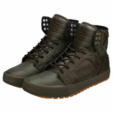 05901-285-M Supra Skytop Signature Chad Muska Cold Weather Brown/Gum 7.5-13 NIB