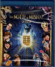 Blu-ray UNA NOTTE AL MUSEO 2 LA FUGA NUOVO