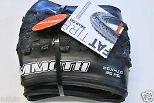 26 x 4.0 MAXXIS Mammoth 102-559 fat bike tire dual compound folding free bonus