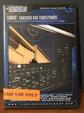 Gnomon Workshop SHAKE: TRACKING AND TRANSFORMS VFX COMPOSITING MATT LINDER