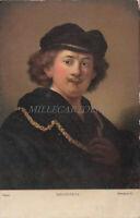 GEMALDE - Selbstbildnis - Rembrandt