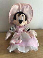 Peluche Doudou Disney - Minnie rose