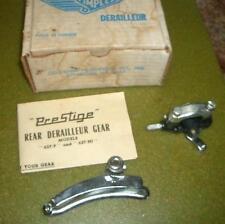 """NOS Vintage Simplex Prestige Delrin Road Bike Front Derailleur 1"""""""