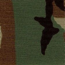 """Canvas Fabric WATERPROOF OUTDOOR FABRIC 60"""" Wide 600 Denier By the Yard - CAMO"""