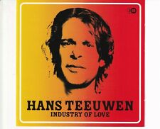 CD HANS TEEUWEN	industry of love	2CD EX+ (B5588)