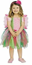 Toddler Halloween Costume Size 24 Mos.-2 T ) Flower Fairy Nwt