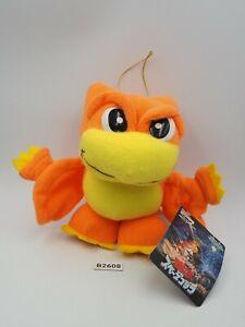 "Rodan Godzilla Monster B2608 Kaiju Banpresto 1994 Plush 5"" TAG Toy Doll Japan"