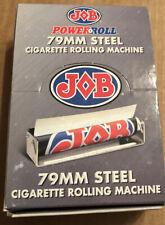 New listing Job 79Mm Power Roll Cigarette Rolling Machine Box Of 10 Ryo Tobacco