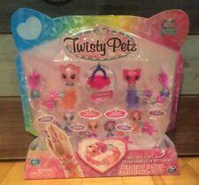 Twisty Petz Series 4 Merkitty Mermaid Mer Kitty Cat Figure Bracelet Family Pack