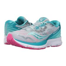 4f3a132e3b26 Saucony S10369 1 Zealot ISO 3 Grey   Blue Women s Running Shoes Size 7.5 US