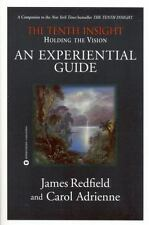HOLDING THE VISION AN EXPERIENTIAL GUIDE JAMES REDFIELD Large PB GREAT NEW COND