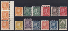 """Canada 1930-31 King George V """"Arch Leaf"""" Issues #162-173  MNH FRESH!"""