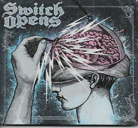 Switch Opens - Digipak CD - Swedish Import - 2009 - NEW - SEALED - UK FREEPOST